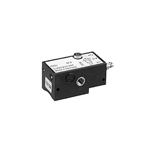 Sensores pneumáticos de proximidade SP1 SERIES SP1