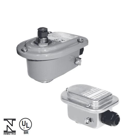 Operador para Atmosfera Explosiva - EM / WSEM Operador para Atmosfera Explosiva EM WSEM
