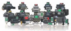 Topworx - Monitores de Válvulas e Sensores de Posição